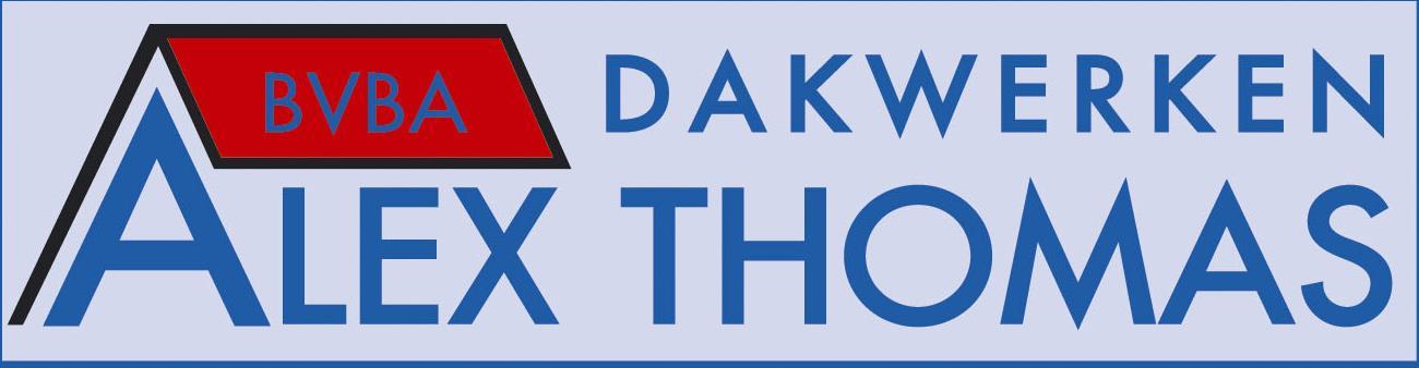 logo alex thomas dakwerken